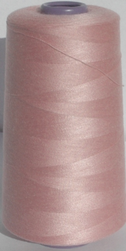 Sewing Machine & Overlocker Thread - Pale Pink